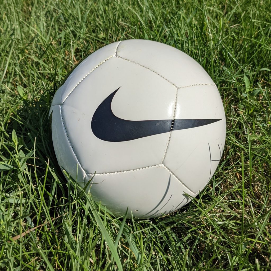 Nike Pitch Team Size 3 Soccer Ball